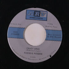 FREDDIE FENDER: Crazy Arms / She Thinks I Still Care 45 Country