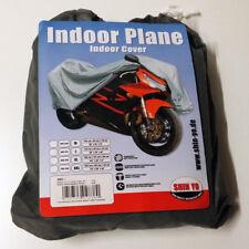 IndoorAbdeckplane XL Ganzgarage Motorradplane für Duc Harley Honda *POLYPROPYLEN