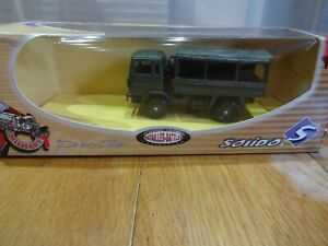 Solido 6147 RENAULT TRM 2000, MILITARY TRUCK, NEW Boxed DIE CAST MODLE