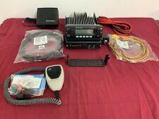 Motorola Xtl2500 Vhf 136 174mhz P25 Digital Trunking Mobile Radio 110w New Mic