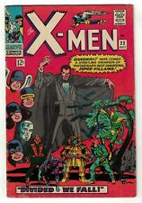 Marvel Comics X Men 22  1966 vgf 5.0 divided we fall