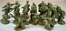 TSSD 1/32 Scale Plastic WWII US Infantry Figures Set 3 New In Bag!