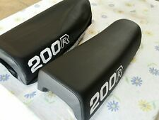 HONDA XR200R XR 200R 1981 TO 1983  MODEL SEAT COVER  (H192)