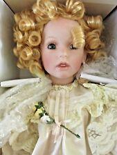 "Seymour Mann, Maud Humphrey LE Collector Doll, ""Playing Bride"", # 681/2500 NRFB"