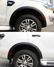 MATTE BLACK FENDER FLARE WHEEL ARCH FOR FORD EVEREST WAGON 4 DOORS SUV 15 16 17