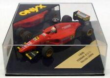 Coches de Fórmula 1 de automodelismo y aeromodelismo plástico Ferrari