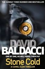 Stone Cold by David Baldacci (Paperback, 2014)