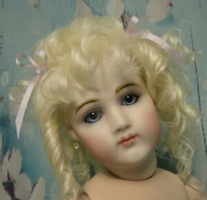 """41CM(16"""") PORTRAIT JUMEAU WITH JOINTED JUMEAU BODY  UNDRESSED REPRODUCTION"""