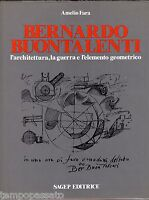 BERNARDO BUONTALENTI. L'architettura, la guerra e l'elemento geometrico - SAGEP