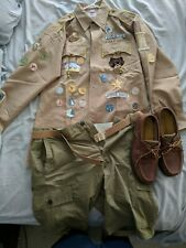 Moonrise Kingdom Sam Shakusky Costume (partial)