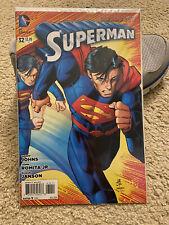 SUPERMAN NEW 52 COMIC LOT (16)-ROMITA/JOHNS START-NM COND-CGC WORTHY
