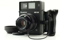 【 MINT 】 Polaroid 600SE Instant Film Camera + Mamiya 127mm f/4.7 Lens from JAPAN