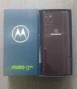 Motorola Moto G 5G - 6 Ram 128GB - Volcanic Grey  (Dual SIM)