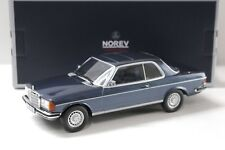 1:18 Norev Mercedes 280 CE Coupe 1980 blue NEW bei PREMIUM-MODELCARS