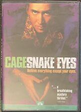 Snake Eyes (Dvd, 1999) Widescreen Nicolas Cage