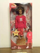 Disney High School Musical Chad Doll School Spirit New In Box