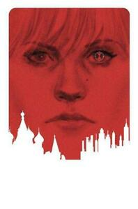 Black Widow Poster By Noto New Rolled