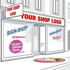 Tattoo Piercing Window Stickers Shop Advertising Signs Individual Valuation