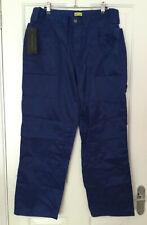 MORLEYS Men's Blue Workwear Trousers size 32 BNWT - 5