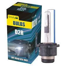 Simply D2R HID 12V 35W P32d-3 Xenon Gas Headlight Headlamp Car Bulbs