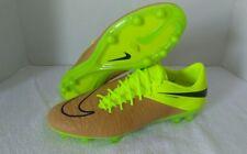 Nike Hypervenom Phinish LTHR FG Soccer Cleats Sz-10 (759980 707) Leather ACC