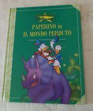 PAPERINO in IL MONDO PERDUTO (LE GRANDI PARODIE nr. 62)