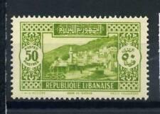 Libano 1930 Mi. 184 Nuovo * 100% 50 Pia, Monumenti