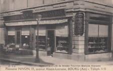 Bourg-en-Bresse - Patisserie Nivon 15, avenue Alsace Lorraine Ain 01 patissier