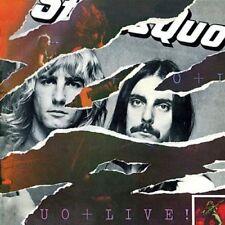 CD de musique live rock sur album