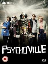 Psychoville   Series One    (DVD)    New!