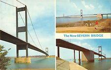 BT3002 The new Sevrin Bridge      England
