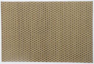 Ashikavin Woolen Carpet (Brown/Beige,4.6 X 6.3 FT)
