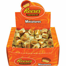 Reese's, Peanut Butter Cups Miniatures, 0.31 oz, 105 ct