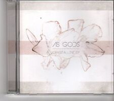 (FM192) As Gods, Crystalline EP - 2012 CD