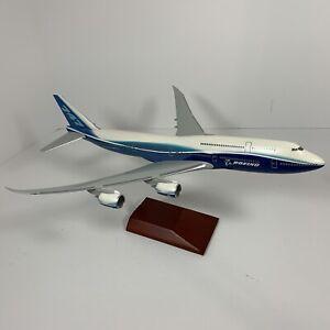 Hogan Boeing 747 Intercontinental Airliner - Missing A Few Parts See Description