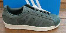 adidas Superstar Green Trainers for Men