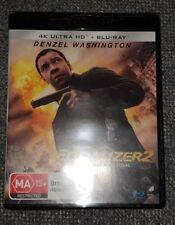 The Equalizer 2 4K Ultra HD + Blu-ray BRAND NEW & SEALED