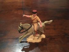 Timpo Foreign Legion Officer Mounted - Horse Variation - Beau Geste - 1970's