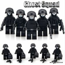 Call of duty Ghosts Black Ops Soldiers PS4 Xbox Mini Figures lego size World war