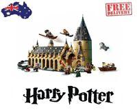 Harry Potter Hogwarts Great Hall Compatible Set 75954