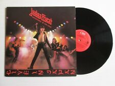 JUDAS PRIEST Unleashed In The East LP HOLLAND PRESS LIVE NWOBHM ROB HALFORD