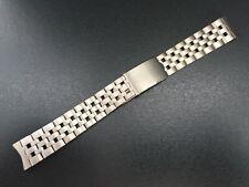 Armis / Bracelet Montre Type Zenith / Heuer Diver-Racing 18MM Acier New Stock