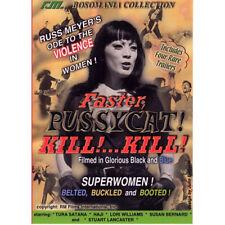 Russ Meyer's Faster Pussycat Kill! Kill!  (DVD) Rare Cult Classic!