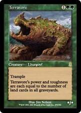 TERRAVORE Odyssey MTG Green Creature — Lhurgoyf RARE