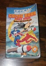 Overstreet Comic Book Price Guide 1991-1992 21st Edition