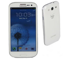 SAMSUNG GALAXY S3 SGH-i535 16GB MARBLE WHITE VERIZON SMARTPHONE USED