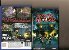 Monster House Playstation 2 PS2 PS 2