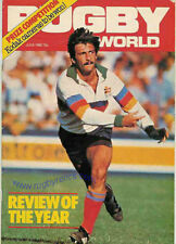 RUGBY WORLD MAGAZINE JUNE 1982 - PERFECT GIFT FOR A FAN BORN IN THIS MONTH