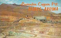 Bisbee, ARIZONA - Lavender Copper Pit - Mine