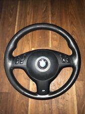 BMW E39 E46 M Technik II Lenkrad M Packet Sportlenkrad Airbag Multifunktion